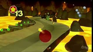 Squeeballs Party Nintendo Wii Gameplay - Squeeball Bowling