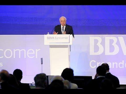 Economía | BBVA destaca la  admirable resistencia  de México y confía que perdure TLCAN