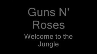 Free Welcome to th Jungle Download