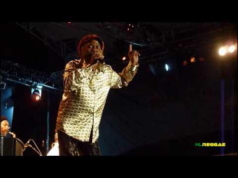 JOHN HOLT The Tide Is High Garance Reggae Festival 2010