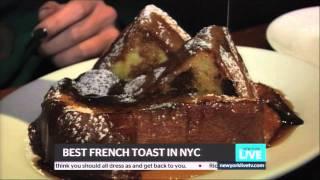 Jane's French Toast