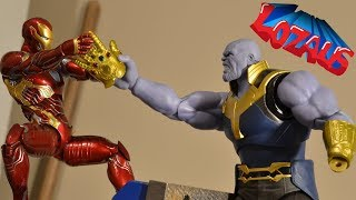 IRONMAN Stop Motion Action Video Part 8 Trailer