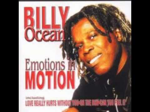 Billy Ocean - Love Really Hurts Without You.mp4