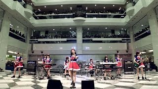 9人組ガールズロックユニットPASSPO☆が、3月26日(水)に発売されるニュ...