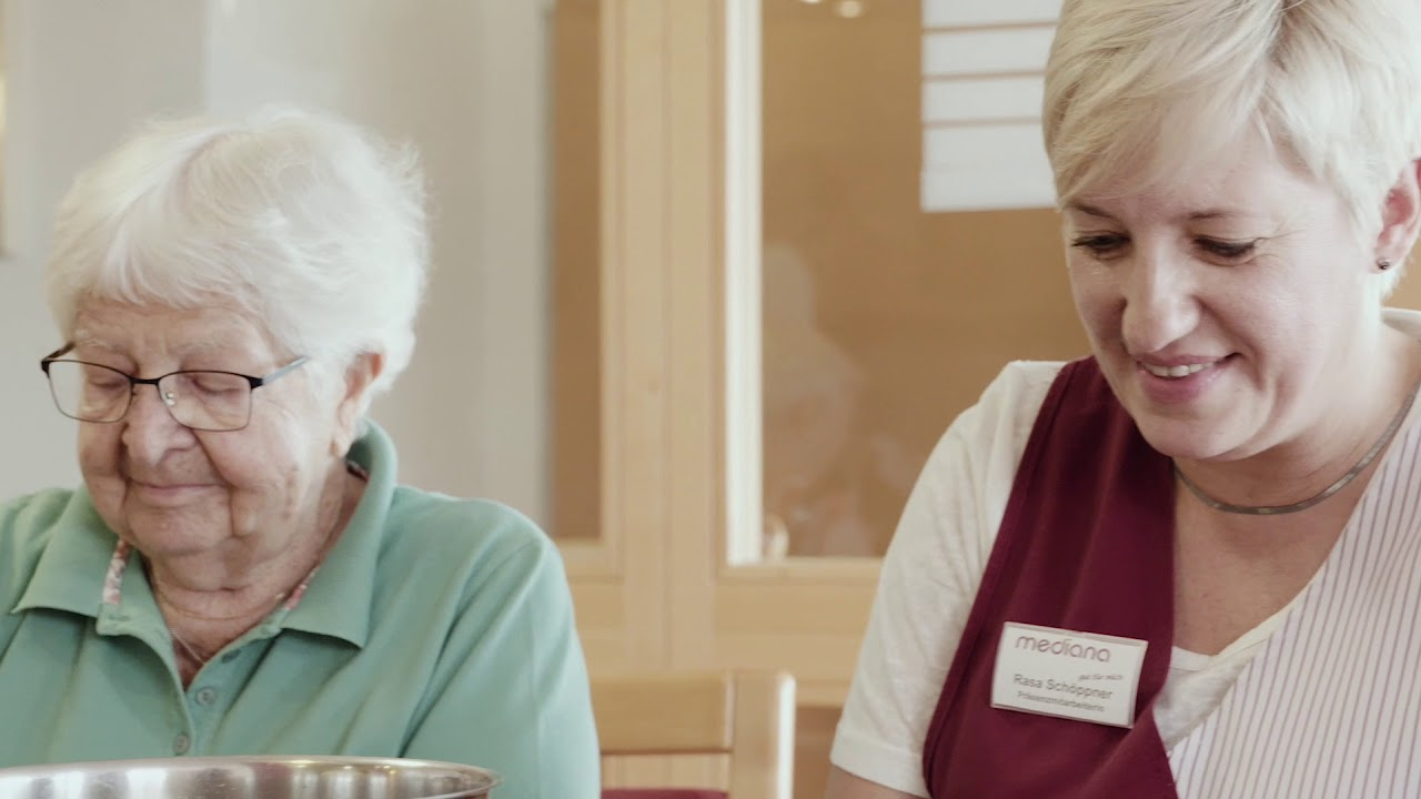 Mediana - Ihr Partner für Lebensqualität im Alter