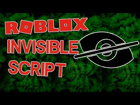 [WORKING + OP GUI] FE Invisible Script | ANY GAME | Roblox Script | Working