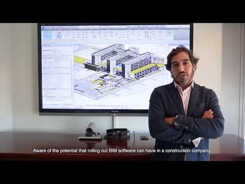 OHL apuesta por BIM en sus procesos constructivos / OHL bets on BIM in its construction processes
