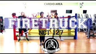 Fire Truck by NCT 127 | Zumba Fitness by zin Danielle C. And Zumba North Team