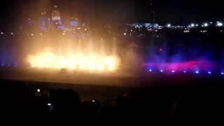 Шоу фонтанов в Сочи-Парке!