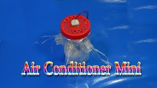 How to make Air Conditioner at home very simple | Easy Tutorials