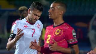 ملخص مباراة تونس وأنجولا في كأس الأمم الإفريقية | في الفن