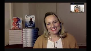 Author Interview - Rachel Givney with Global Girls Online Book Club