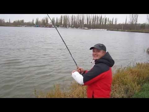 Супер рыбалка Сазан