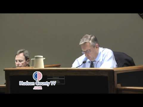 Hudson County Freeholders Special Meeting June 13 2011