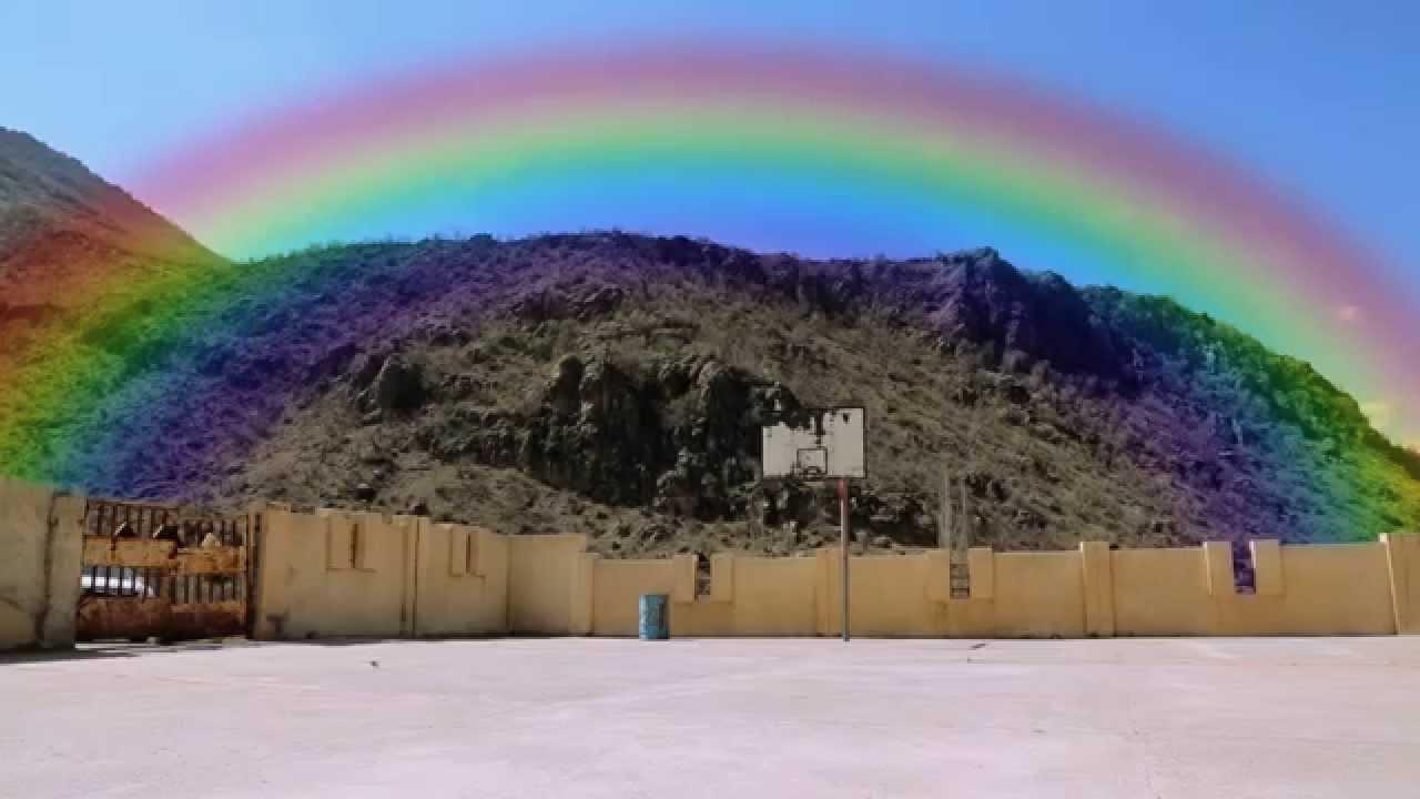 Rind Reber Rushdi - Kivane heft reng  HD أغنية قوس قزح Rainbow Kurdish Kids Song رند ريبر رشدي