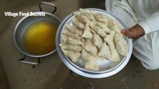 Aloo Samosa recipe Samosa Chatni Ramadan recipe Grandma