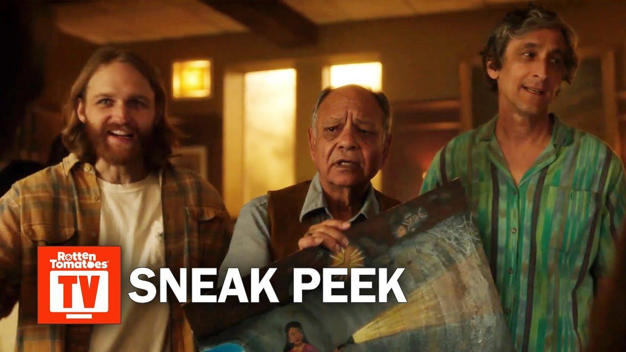 Download Lodge 49 S02E04 Sneak Peek | 'I Use to Pose Nude' | Rotten Tomatoes TV