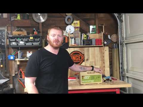 Travis Tool Hole Saw Ejector kit Tool Review/ UnBoxing