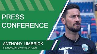 Anthony Limbrick - Pre-Match Viktoria Plzeň Press Conference - Wednesday 4th August 2021