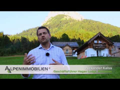 Hagan Lodge Altaussee - Alexander Kalss über das Serviceangebot des Aktiv- & Natur-Resorts