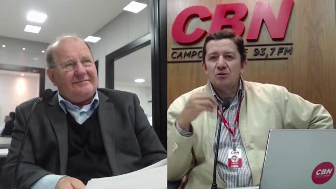 Entrevista CBN Campo Grande: Enelvo Feline, presidente Funtrab