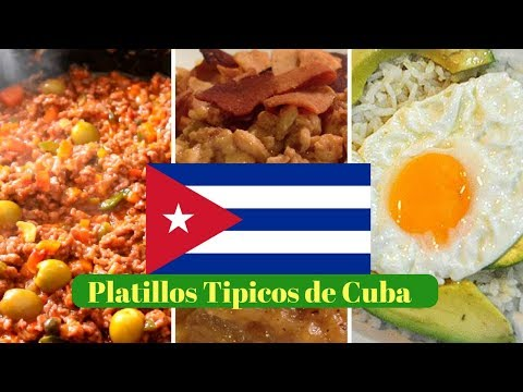 10 Platillos Tipicos De Cuba | Comida Tradicional Cubana