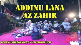 Addinu lana Azzahir Terbaru - Boyolali Bersholawat 16 September 2019