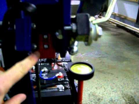 Electric Edger Parts Video