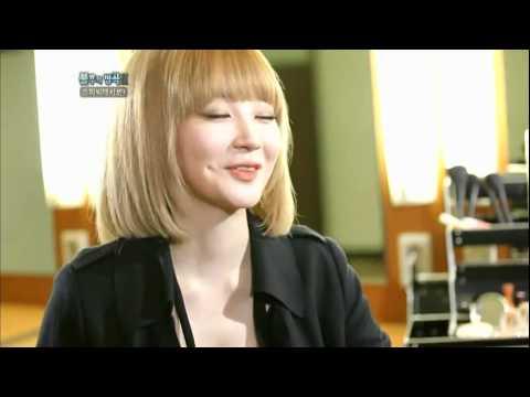 Lee Hae Ri Davichi vs Kang Min Kyung Davichi