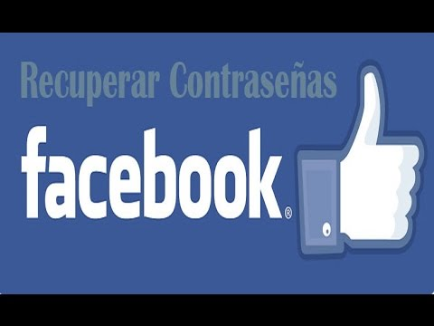 Como Recuperar Mi Contraseña De Facebook 2017 | TAMBIÉN SI FUE HACKEADA |