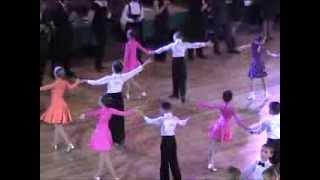 кривой рог бальные танцы