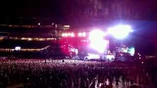 Metallica live in The Big 4, Yankee Stadium 2011