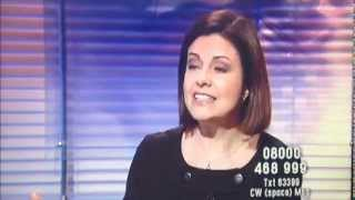 Jacqui Hames - CrimeWatch Roadshow 14th June 2013