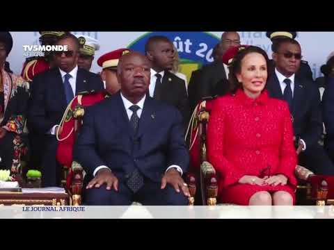 Gabon : le président Ali Bongo réapparaît en public, 10 mois après son AVC