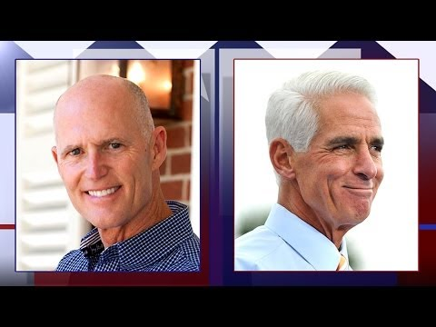 Political flip-flops in the Sunshine State's gov. race