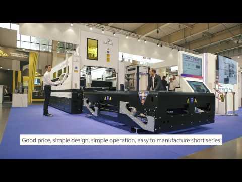 EAGLE ESmart Laser Cutting System