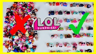 5 QUICK & EASY STEPS!! HOW TO STORE & ORGANIZE YOUR LOL SURPRISE DOLLS!!
