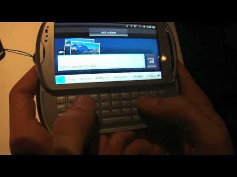 Sony Ericsson Xperia Pro, primeras impresiones MWC11