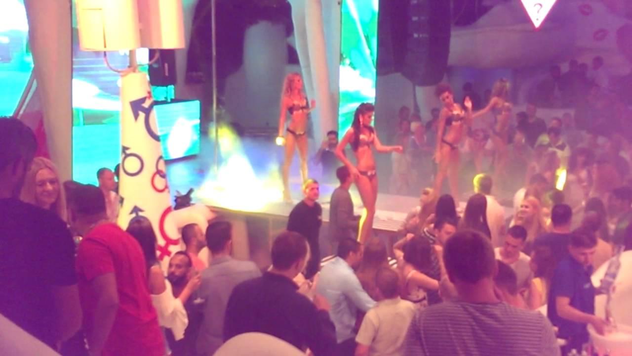 Секс на дискотеках ибицы