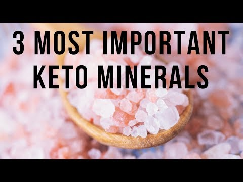 Best Electrolyte Supplements For Keto Diet