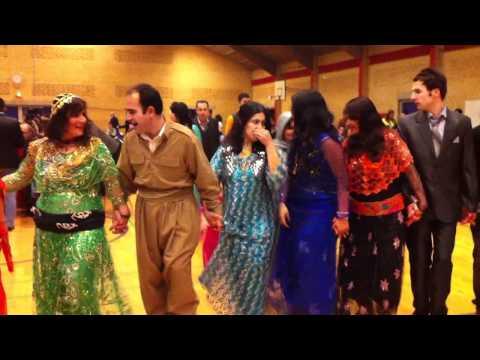 kurdish party 2012 in denmark