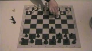 Chess - Fools Mate(2 Move Checkmate)