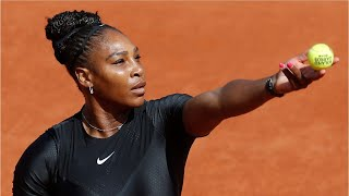 Serena Williams Is Fierce In Her Nike Catsuit