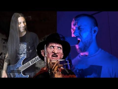 A Nightmare on Elm Street - Dream Warriors - Dokken (cover w/ Matt Turkington)