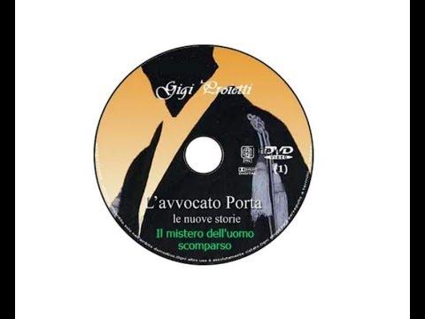 """AVVOCATO PORTA - LE NUOVE STORIE  """"2000""""   GIGI PROIETTI"""