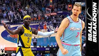 Chris Paul And Goran Dragic Still Have It In The Top NBA Highlights Of The Night