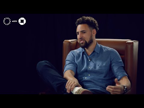Klay Thompson talks financial wisdom and losing money at team poker games. Great interview by Klay.