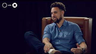 Klay Thompson talks financial wisdom with Maverick Carter | KNEADING DOUGH