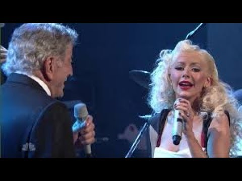 (ONLY AUDIO) Christina Aguilera Ft Tony Bennett Live Steppin Out With My Baby SNL 2006