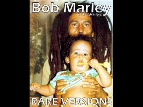 Bob Marley - Rasta (Rare Versions)